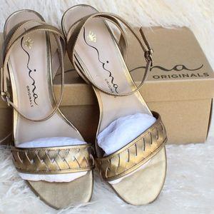Nina Originals Visa Ankle Strap Sandal